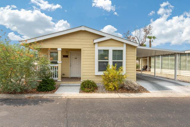 10960 N 67th Avenue #47, Glendale, AZ 85304 (MLS #6129703) :: Conway Real Estate