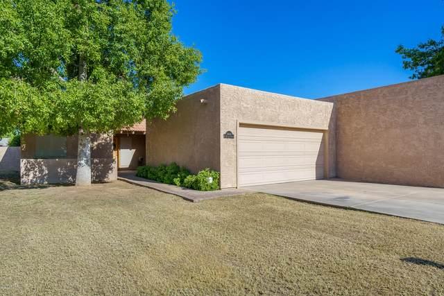 8468 E Malcomb Drive, Scottsdale, AZ 85250 (MLS #6129707) :: Devor Real Estate Associates