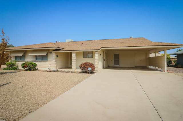 9809 N 107TH Avenue, Sun City, AZ 85351 (MLS #6129727) :: The Daniel Montez Real Estate Group