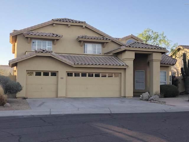 4530 E Rancho Laredo Drive, Cave Creek, AZ 85331 (MLS #6129760) :: My Home Group