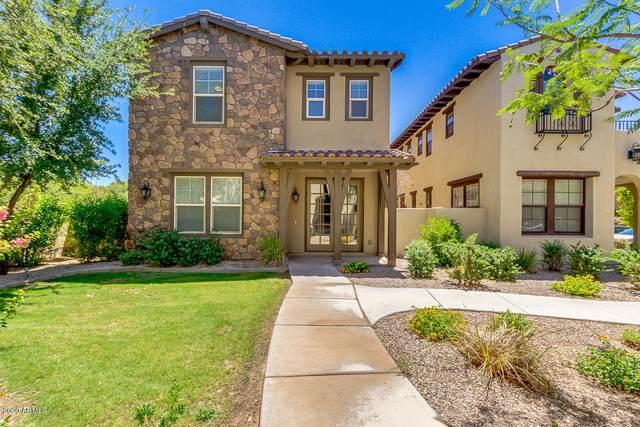 3510 E Lakewood Parkway W #106, Phoenix, AZ 85048 (MLS #6129776) :: Lucido Agency