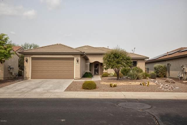 20456 N 273RD Avenue, Buckeye, AZ 85396 (MLS #6129798) :: Long Realty West Valley