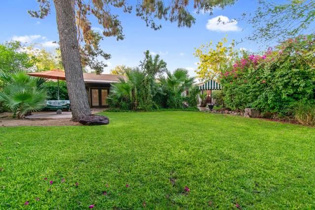 8340 E Thomas Road, Scottsdale, AZ 85251 (MLS #6129814) :: The Daniel Montez Real Estate Group