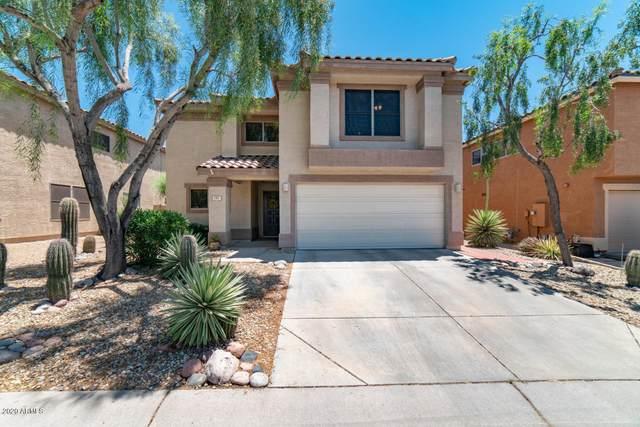 7500 E Deer Valley Road #191, Scottsdale, AZ 85255 (MLS #6129842) :: Dave Fernandez Team | HomeSmart