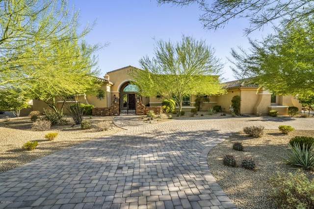 6945 E Blue Sky Drive, Scottsdale, AZ 85266 (MLS #6129854) :: Devor Real Estate Associates