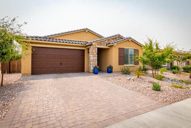 2757 E Cherry Hill Drive, Gilbert, AZ 85298 (MLS #6129867) :: Brett Tanner Home Selling Team