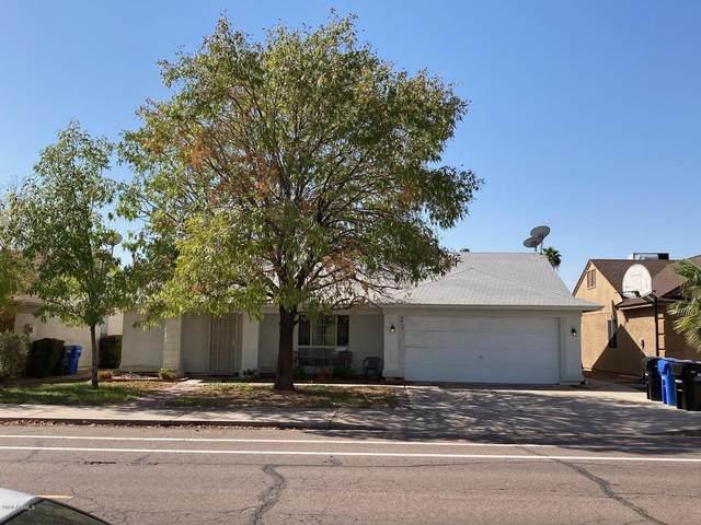 4413 E Frye Road, Phoenix, AZ 85048 (MLS #6129962) :: Keller Williams Realty Phoenix