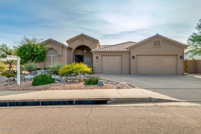 15747 E Golden Eagle Boulevard, Fountain Hills, AZ 85268 (MLS #6129972) :: Riddle Realty Group - Keller Williams Arizona Realty