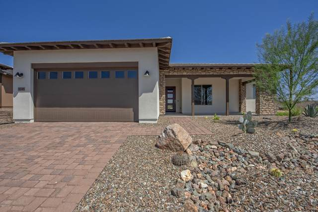 3246 Sparrows Creek Way, Wickenburg, AZ 85390 (MLS #6129974) :: Power Realty Group Model Home Center