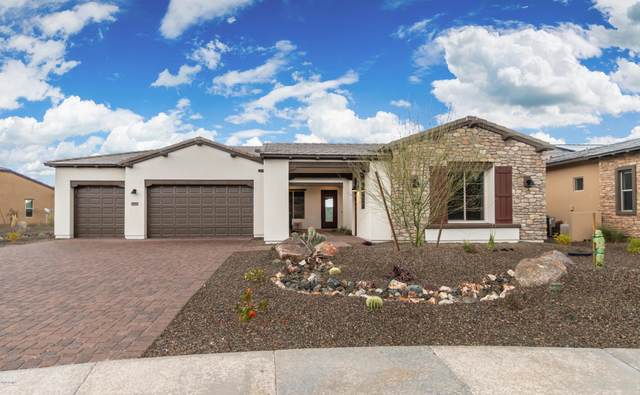 3757 Goldfield Court, Wickenburg, AZ 85390 (MLS #6129977) :: Power Realty Group Model Home Center