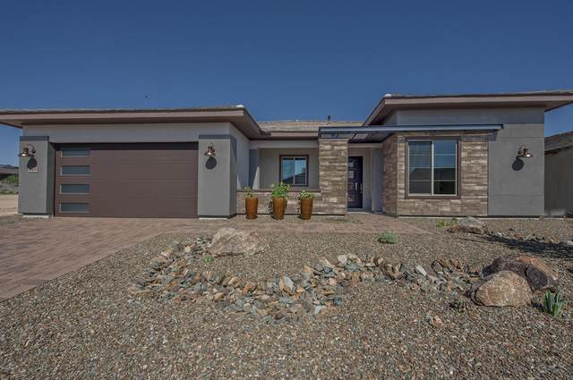 4606 Tenderfoot Way, Wickenburg, AZ 85390 (MLS #6129980) :: The Ellens Team