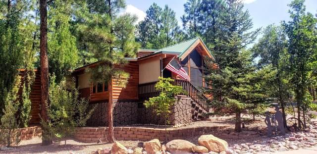 2101 E Saddlebag Lane, Show Low, AZ 85901 (MLS #6129987) :: Conway Real Estate