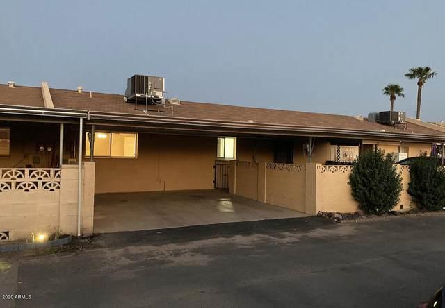 711 E Laurel Apt 17 Drive, Casa Grande, AZ 85122 (MLS #6130026) :: The Property Partners at eXp Realty