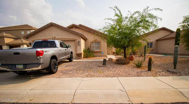 22769 W Papago Street, Buckeye, AZ 85326 (MLS #6130027) :: Long Realty West Valley