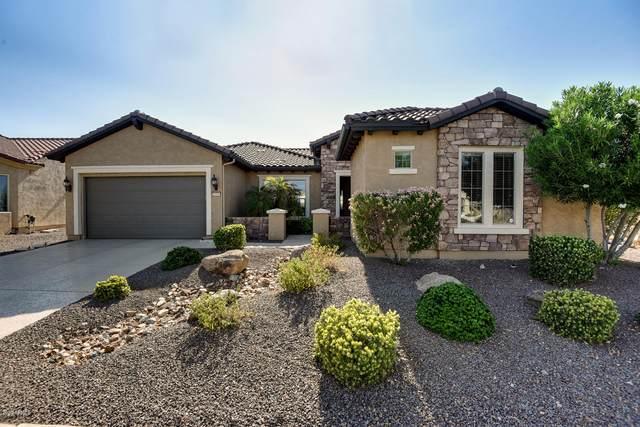 20510 N 263RD Drive, Buckeye, AZ 85396 (MLS #6130040) :: Long Realty West Valley
