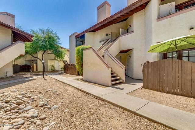 16402 N 31ST Street #227, Phoenix, AZ 85032 (MLS #6130049) :: Brett Tanner Home Selling Team