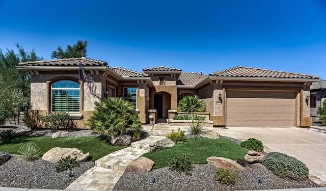 27096 W Behrend Drive, Buckeye, AZ 85396 (MLS #6130087) :: Long Realty West Valley