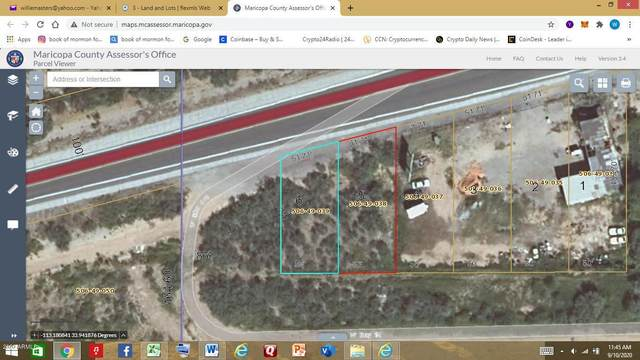 0 W Us Hwy 60 Way, Aguila, AZ 85320 (MLS #6130094) :: Klaus Team Real Estate Solutions