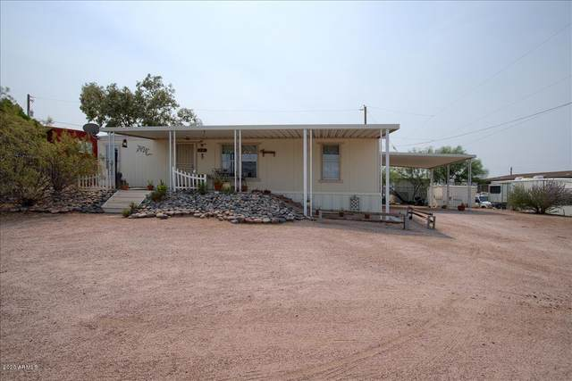 2701 E 7th Avenue, Apache Junction, AZ 85119 (MLS #6130152) :: The Everest Team at eXp Realty