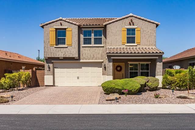 2700 E Hickory Street, Gilbert, AZ 85298 (MLS #6130166) :: Brett Tanner Home Selling Team