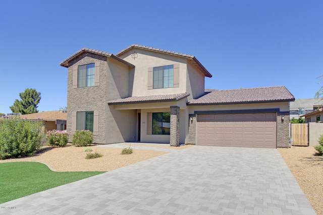 544 E Belmont Avenue, Phoenix, AZ 85020 (MLS #6130197) :: The Bill and Cindy Flowers Team