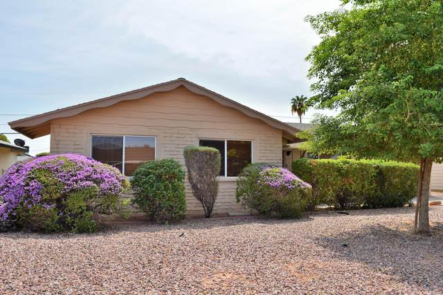 11039 W Oakmont Drive, Sun City, AZ 85351 (MLS #6130211) :: Midland Real Estate Alliance