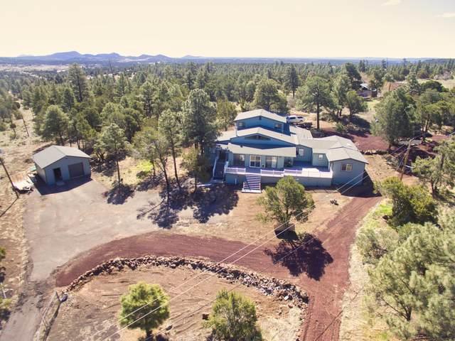 7299 Bullion Hill Road, Flagstaff, AZ 86004 (MLS #6130212) :: Balboa Realty