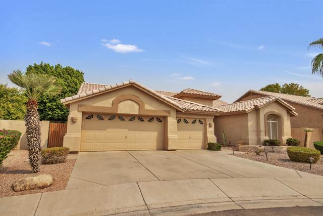 4642 W Erie Street, Chandler, AZ 85226 (MLS #6130222) :: Brett Tanner Home Selling Team