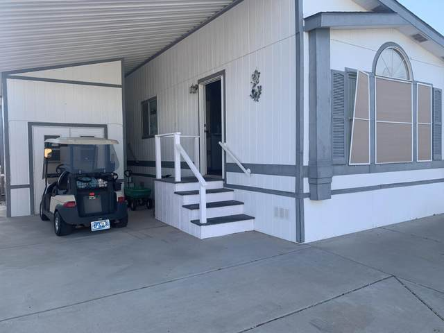 17200 W Bell Road #1643, Surprise, AZ 85374 (MLS #6130264) :: Conway Real Estate
