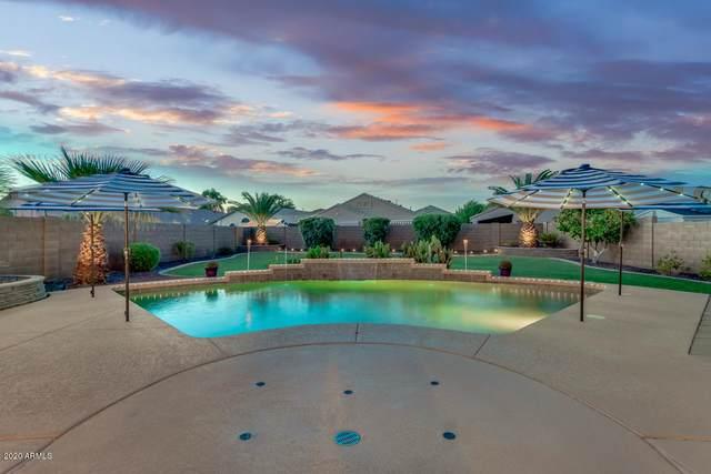 41218 W Robbins Drive, Maricopa, AZ 85138 (MLS #6130316) :: Conway Real Estate