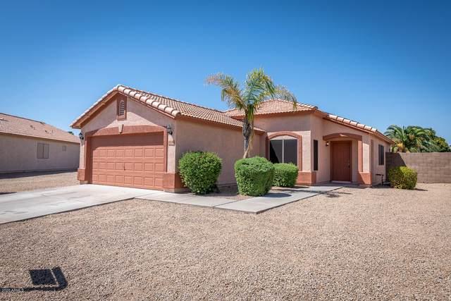 15132 W Honeysuckle Lane, Surprise, AZ 85374 (MLS #6130323) :: Brett Tanner Home Selling Team