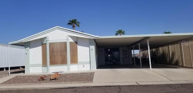 3405 S Tomahawk Road #404, Apache Junction, AZ 85119 (MLS #6130324) :: Brett Tanner Home Selling Team