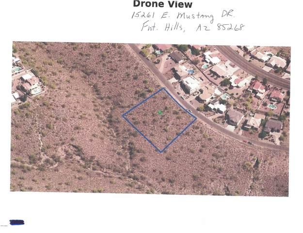 15261 E Mustang Drive, Fountain Hills, AZ 85268 (MLS #6130329) :: Scott Gaertner Group