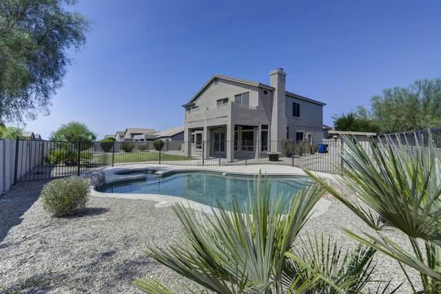 7541 E Orion Circle, Mesa, AZ 85207 (MLS #6130336) :: Conway Real Estate