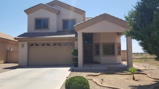 1427 E Camino Chavinda, Douglas, AZ 85607 (MLS #6130338) :: RE/MAX Desert Showcase