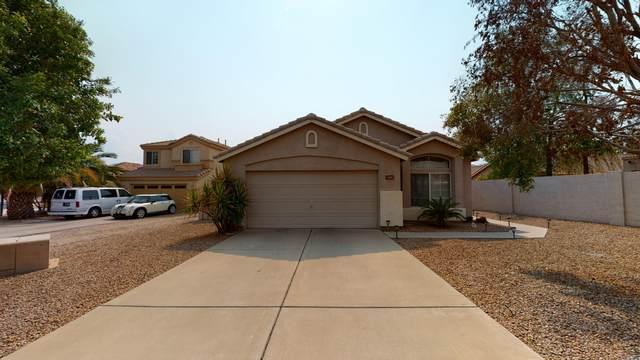 2618 N 131ST Drive, Goodyear, AZ 85395 (MLS #6130358) :: Klaus Team Real Estate Solutions