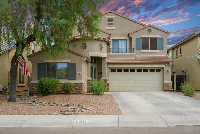 706 E Daniella Drive, San Tan Valley, AZ 85140 (MLS #6130387) :: Balboa Realty