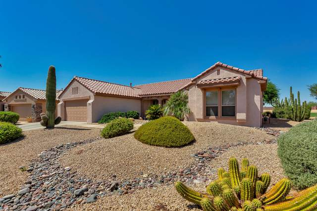 19826 N Shadow Mountain Drive, Surprise, AZ 85374 (MLS #6130394) :: Brett Tanner Home Selling Team