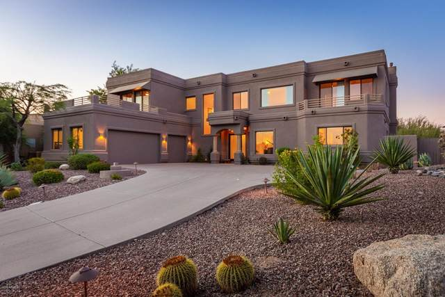 10970 E Dale Lane, Scottsdale, AZ 85262 (MLS #6130462) :: The Daniel Montez Real Estate Group