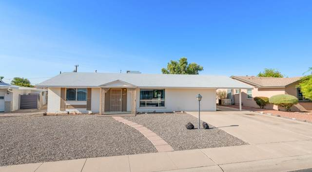 10747 W Crosby Drive, Sun City, AZ 85351 (MLS #6130480) :: Midland Real Estate Alliance