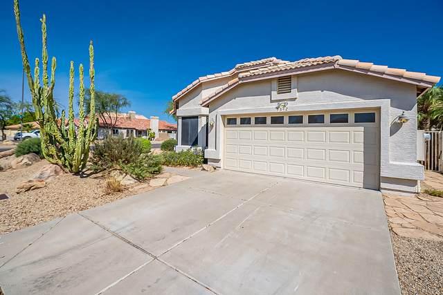 5342 W Pontiac Drive, Glendale, AZ 85308 (MLS #6130518) :: Conway Real Estate