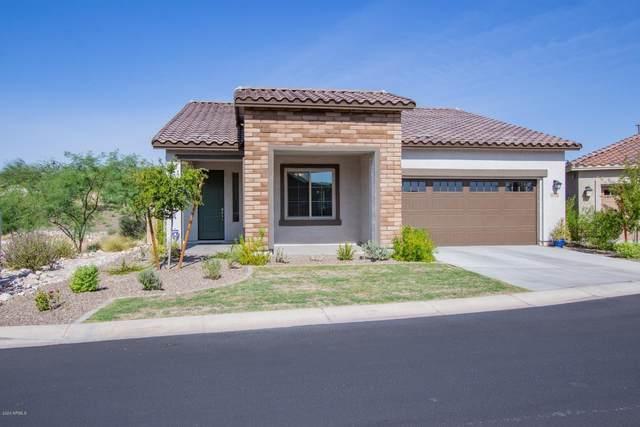 4710 N 204TH Lane, Buckeye, AZ 85396 (MLS #6130541) :: Long Realty West Valley