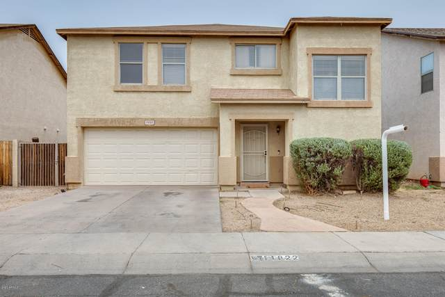 11822 W Windrose Avenue, El Mirage, AZ 85335 (MLS #6130551) :: Sheli Stoddart Team | M.A.Z. Realty Professionals