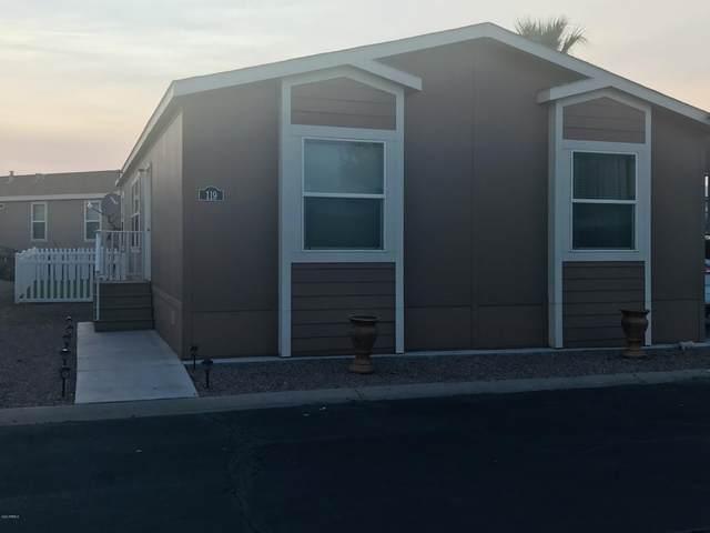 400 W Baseline Road #119, Tempe, AZ 85283 (MLS #6130585) :: Brett Tanner Home Selling Team