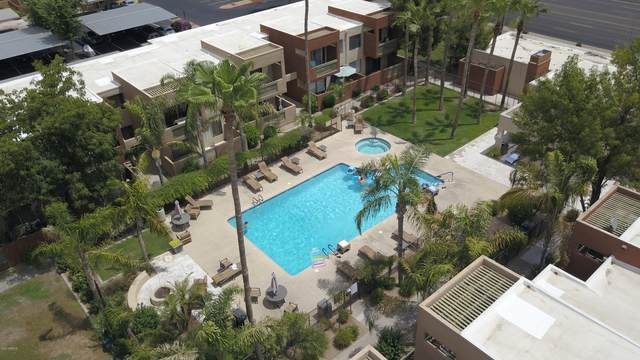 3500 N Hayden Road #912, Scottsdale, AZ 85251 (MLS #6130610) :: The Everest Team at eXp Realty