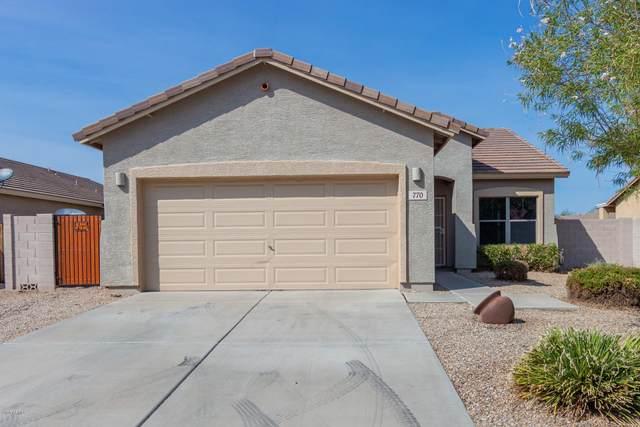 770 W Burkhalter Drive, San Tan Valley, AZ 85143 (MLS #6130614) :: Conway Real Estate