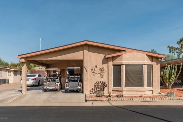 6411 S Oakmont Drive, Chandler, AZ 85249 (MLS #6130629) :: Conway Real Estate