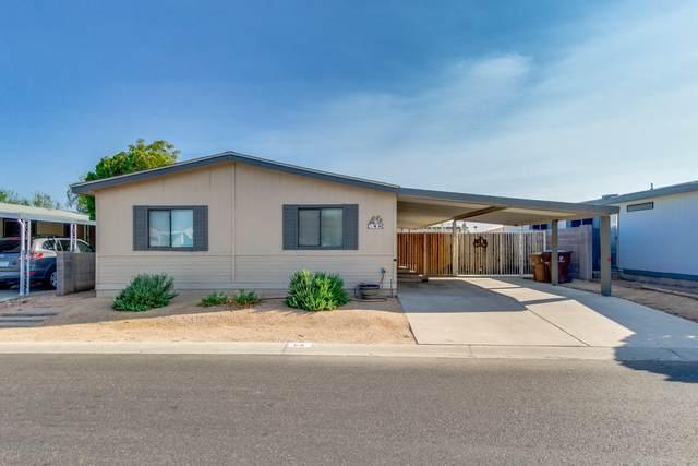 8601 N 103RD Avenue #68, Peoria, AZ 85345 (MLS #6130676) :: Conway Real Estate