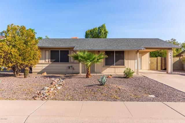 321 W Rosal Place, Chandler, AZ 85225 (MLS #6130683) :: The Daniel Montez Real Estate Group