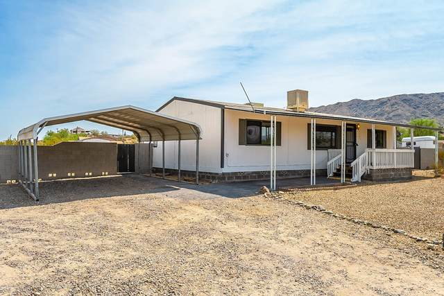 9645 S 30TH Drive, Laveen, AZ 85339 (MLS #6130708) :: Sheli Stoddart Team | M.A.Z. Realty Professionals